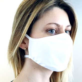 AirProtect Face Mask - White