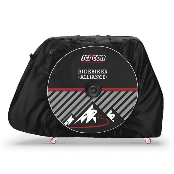 SCICON AEROCOMFORT RIDEBIKER ALLIANCE MTB 2.0 Bike Travel Bag - 26