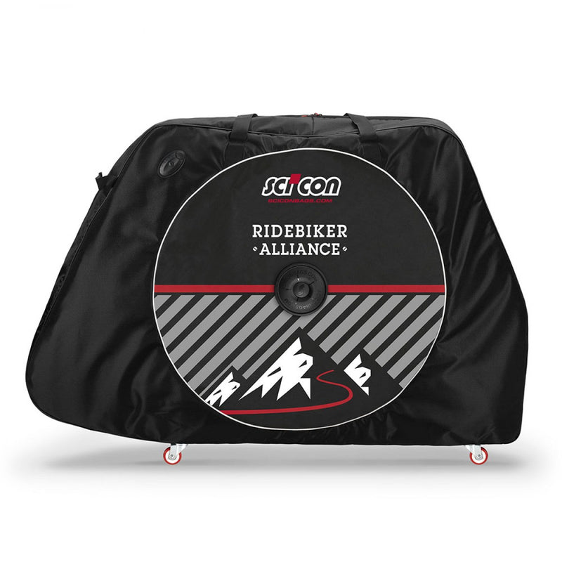 "SCICON AEROCOMFORT RIDEBIKER ALLIANCE MTB 2.0 Bike Travel Bag - 26""-29"" (Air Travel)"