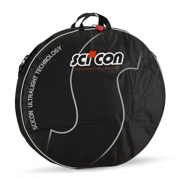 SCICON DOUBLE PADDED Wheel Bag with TSA Lock
