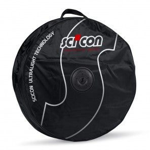 Holds two wheels - Scicon Non-Padded Bag