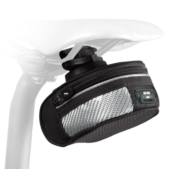 Scicon VORTEX 480c Saddle Bag (Carbon White)