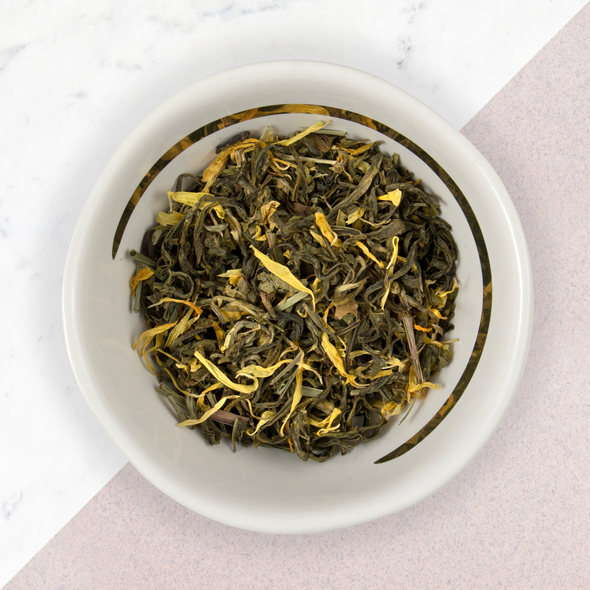 LEMON KISS<br><span>White Tea</span>