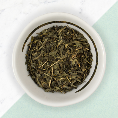 ORGANIC SENCHA<br><span>Green Estate Tea</span>