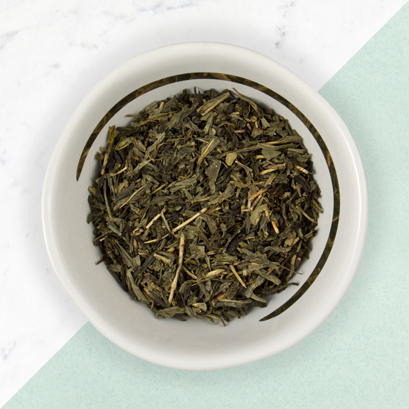 SENCHA<br><span>Green Estate Tea</span>