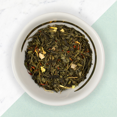GET FRESH GREEN<br><span>Green Tea</span>