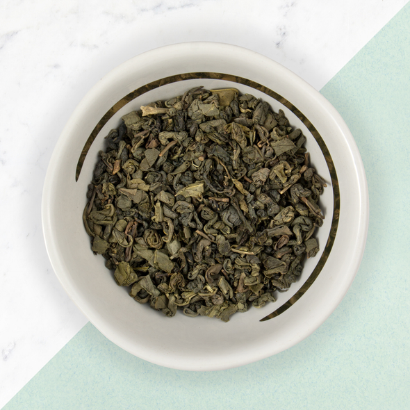 ORGANIC GUNPOWDER<br><span>Green Estate Tea</span>