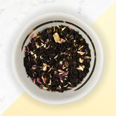 PEACHES & CREAM<br><span>Black Tea</span>