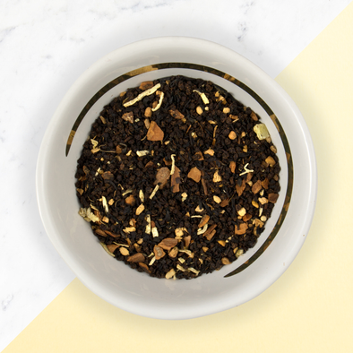 COCONUT CREAM CHAI<br><span>Black Tea</span>