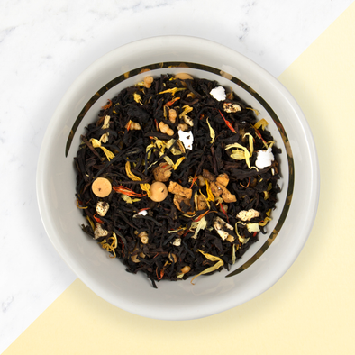 CARAMEL CRUNCH <br><span>Black Tea</span>