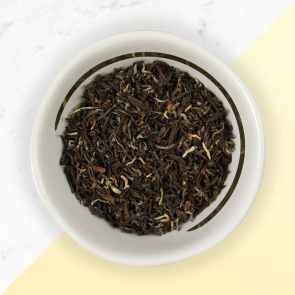 ORGANIC SOOM 1ST FLUSH<br><span>Black Estate Tea</span>