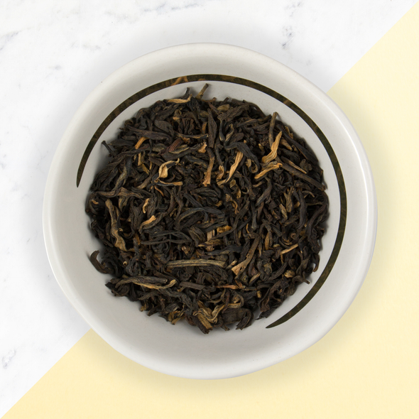 ORGANIC GOLDEN YUNNAN<br><span>Black Estate Tea</span>