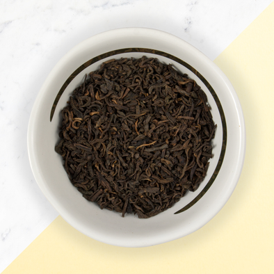 ORGANIC PU-ERH<br><span>Black Estate Tea</span>