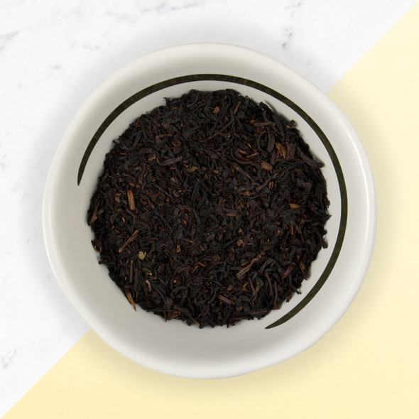 ORGANIC EARL GREY<br><span>Black Tea</span>