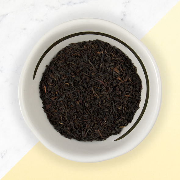 ORGANIC ENGLISH BREAKFAST<br><span>Black Tea</span>