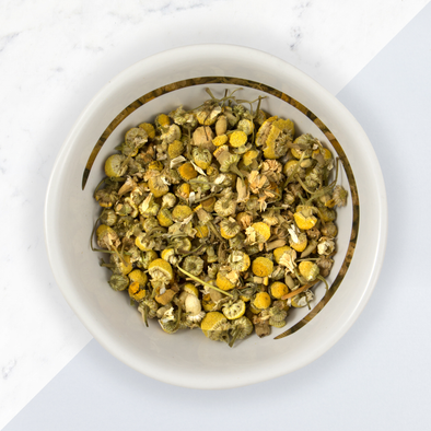 ORGANIC CHAMOMILE<br><span>Herbal Tea</span>