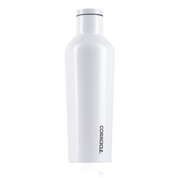 DIPPED MODERNIST WHITE 16OZ CANTEEN<br><span>Corksicle</span>