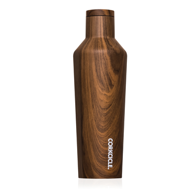 WALNUT WOOD 16OZ CANTEEN<br><span>Corksicle</span>