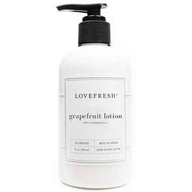 GRAPEFRUIT LOTION<br><span>Lovefresh</span>