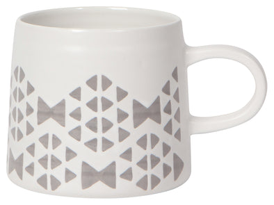 GREY IMPRINT MUG<br><span>Danica Studio</span>