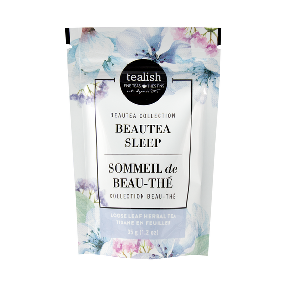 BEAUTEA SLEEP GIFT POUCH<br><span>Herbal Tea</span>