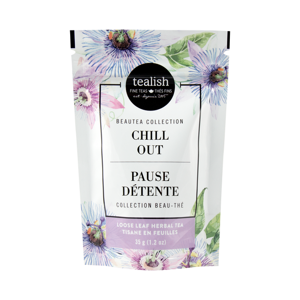 CHILL OUT GIFT POUCH<br><span>Herbal Tea</span>