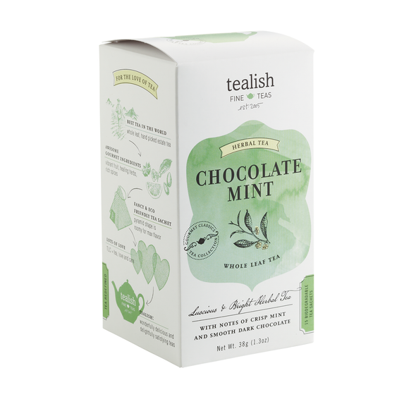 CHOCOLATE MINT<br><span>Rooibos Tea</span>
