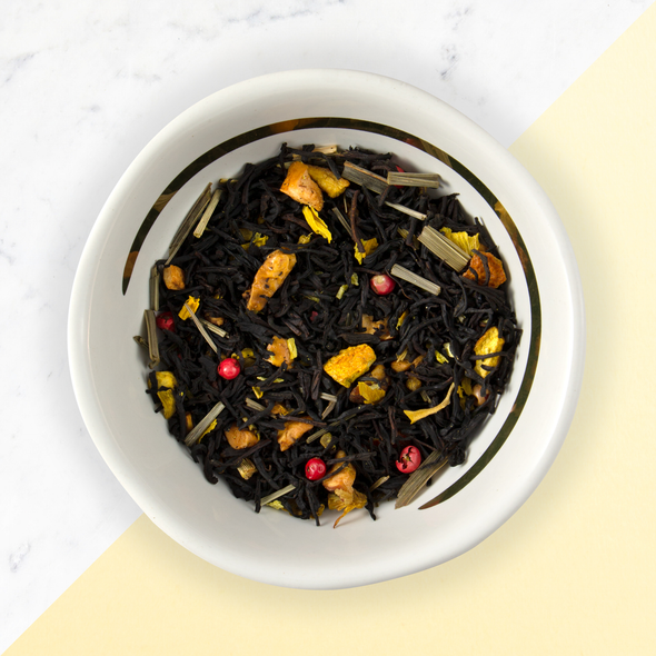 CITRUS GROVE<br><span>Black Tea</span>