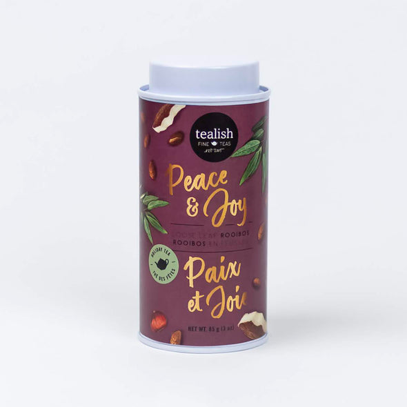PEACE & JOY<br><span>Rooibos Tea</span>