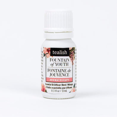 FOUNTAIN OF YOUTH ESSENTIAL OIL<br><span>Tealish</span>