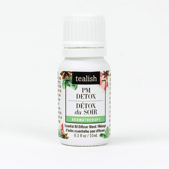 PM DETOX ESSENTIAL OIL<br><span>Tealish</span>