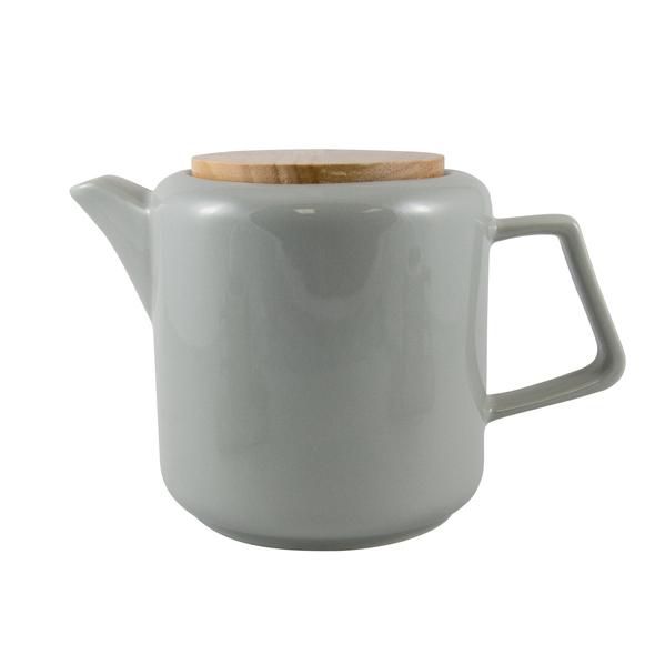 DOVE GREY - MODERN TEAPOT<br><span>Tealish Durables</span>