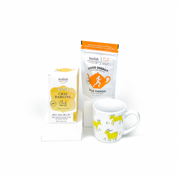 ENERGY TEA KIT