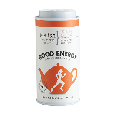 GOOD ENERGY<br><span>Black Tea</span>
