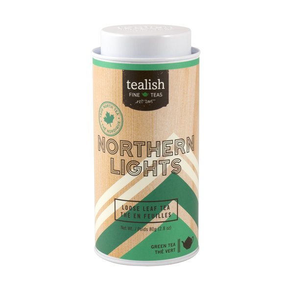 NORTHERN LIGHTS<br><span>Green Tea</span>