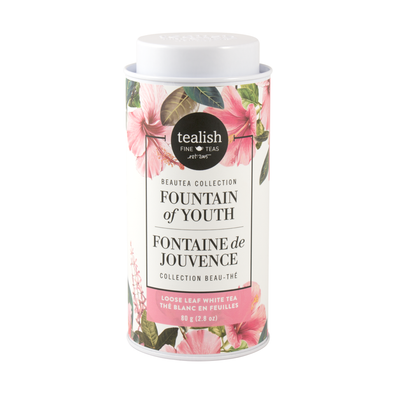 FOUNTAIN OF YOUTH<br><span>White Tea</span>