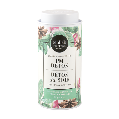 PM DETOX<br><span>Herbal Tea</span>