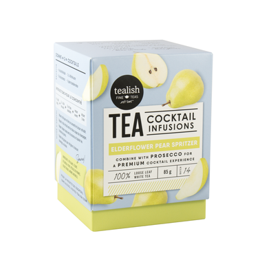 ELDERFLOWER PEAR SPRITZER<br><span>White Tea </span>