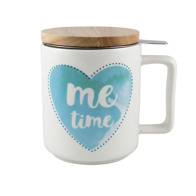 ME TIME - BREW-IN MUG <br><span>Tealish Durables</span>