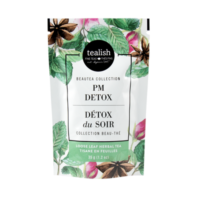 PM DETOX GIFT POUCH<br><span>Herbal Tea</span>