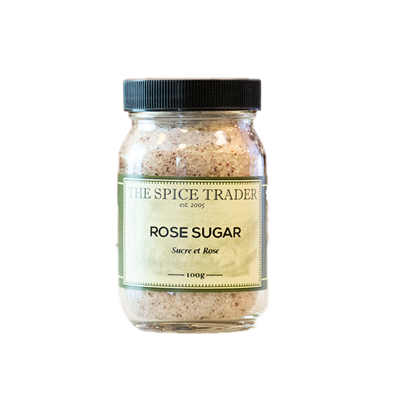 ROSE SUGAR<br><span>The Spice Trader</span>