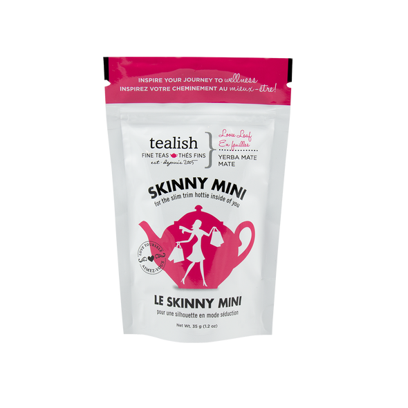 SKINNY MINI GIFT POUCH<br><span> Herbal Tea</span>