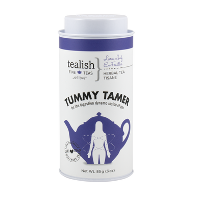 TUMMY TAMER<br><span>Herbal Tea</span>