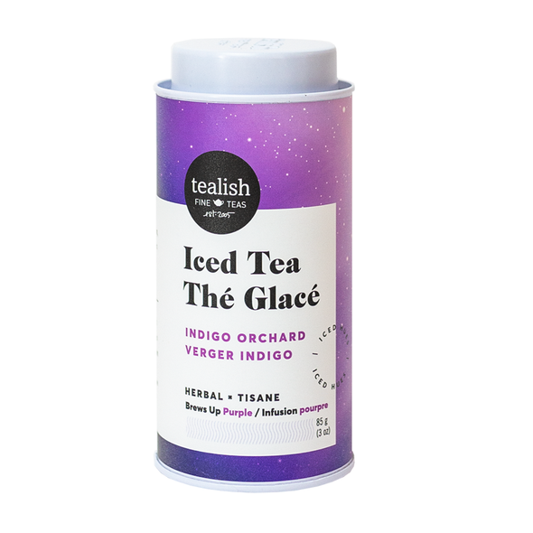 INDIGO ORCHARD<br><span>Herbal Tea</span>