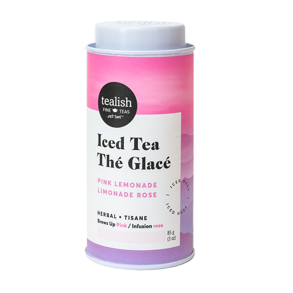 PINK LEMONADE<br><span>Herbal Tea</span>