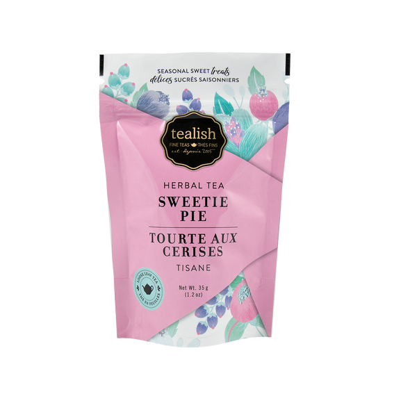 SWEETIE PIE GIFT POUCH<br><span>Rooibos Tea</span>