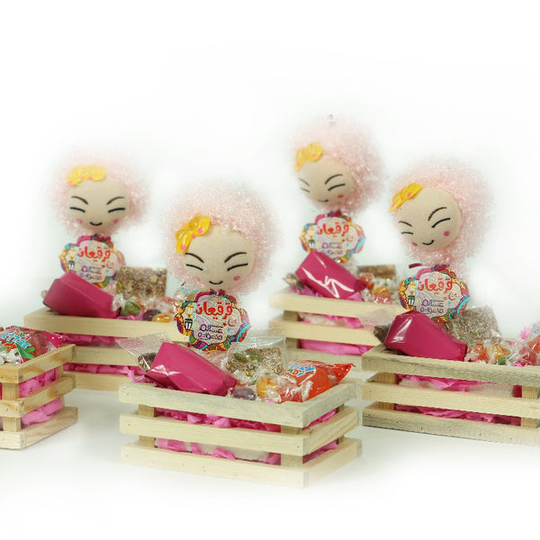 Sweets Wooden Tray