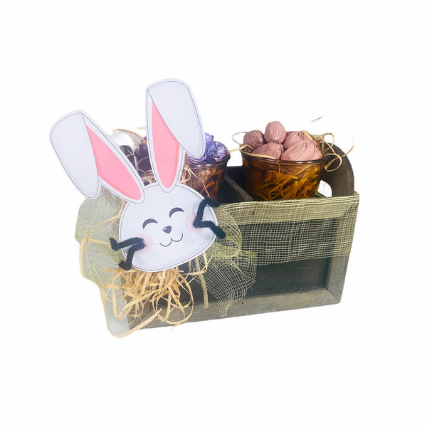 Bunny Kisses - Chocolate Gift