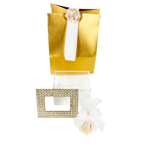 Golden Glory - See-Through Gift Box