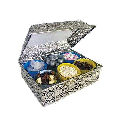 Little Delights - Silver Sweets Gift Box